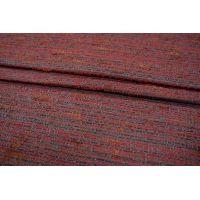Шанель костюмная красно-кофейная PRT-N4 30111805