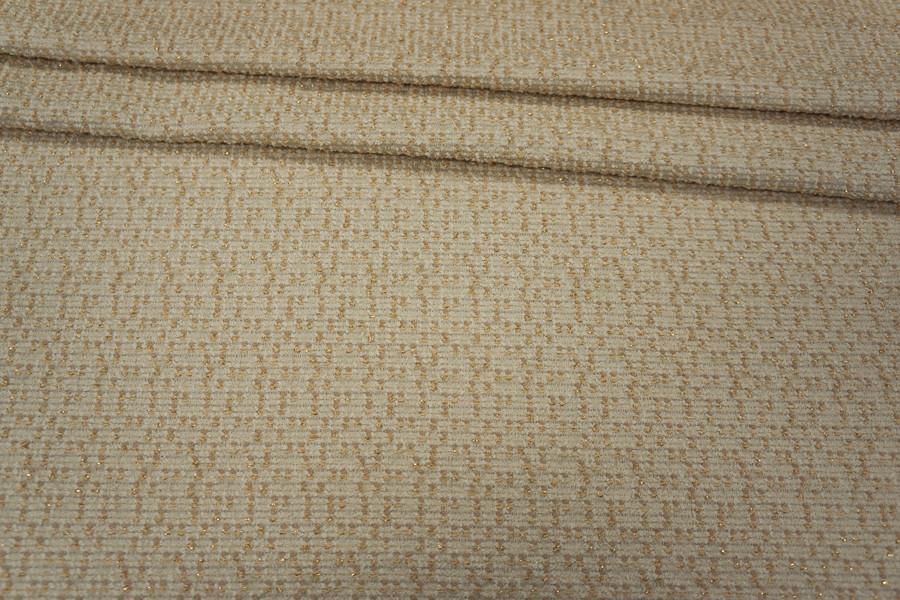 Хлопковая шанель с люрексом PRT H-6 28021812
