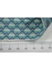 Жаккард хлопковый геометрия PRT 28021814