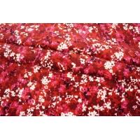 Бархат Fendi хлопковый цветы PRT-B6 10121801
