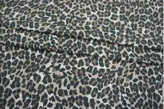 ОТРЕЗ 2 М Трикотаж вискозный леопард PRT-D3-015 10121819-1