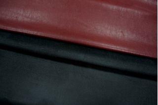 Кожзам с замшей бордо PRT-A2 14121801