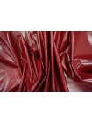 Трикотаж лаке красно-бордовый PRT-I2 14121802