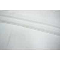 Блузочный шелк белый с хлопком PRT-D5 14121803