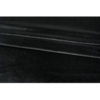 ОТРЕЗ 2,1 М Бархат-стрейч черный PRT-B6 07121801-1