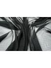 Шифон черный с люрексом PRT-B3 14121809