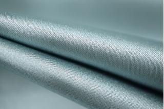 Атлас шелковый серо-голубой PRT1-G4 28121803