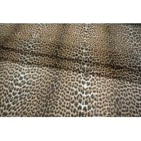 ОТРЕЗ 1.45 М Батист хлопок с шелком леопард PRT-B4 29121802-1