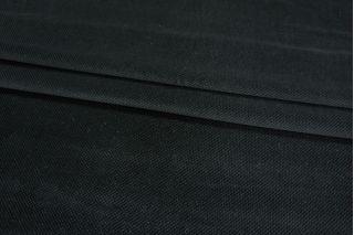 Вельвет хлопковый черный PRT-E3 01021908