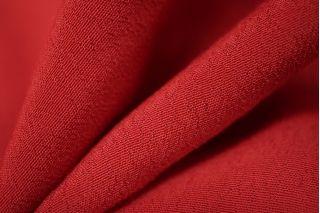 Креповая вискоза красная PRT-D4 01021910