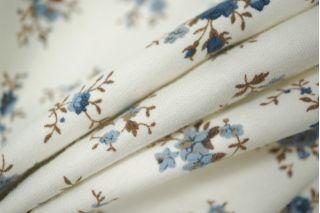 Трикотаж хлопковый цветы PRT - А5 01021916