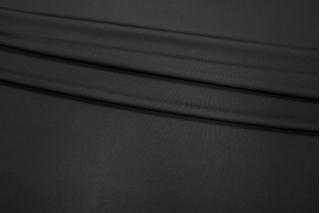 Холодный трикотаж вискозный черный PRT-A4 01021927