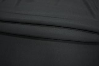 Креповая вискоза черная PRT-D5 01021928
