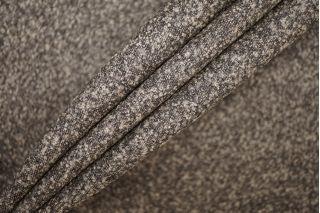 Твид шерстяной коричнево-бежевый PRT- G2 12071936