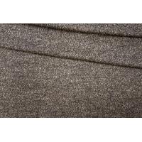 Твид шерстяной коричнево-бежевый PRT- 128 G6 12071936