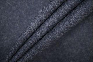 Костюмно-плательная фланель шерстяная темно-серая PRT- 016 D4 13071906