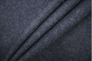 Костюмно-плательная фланелька шерстяная темно-серая PRT- 016 E4 13071906