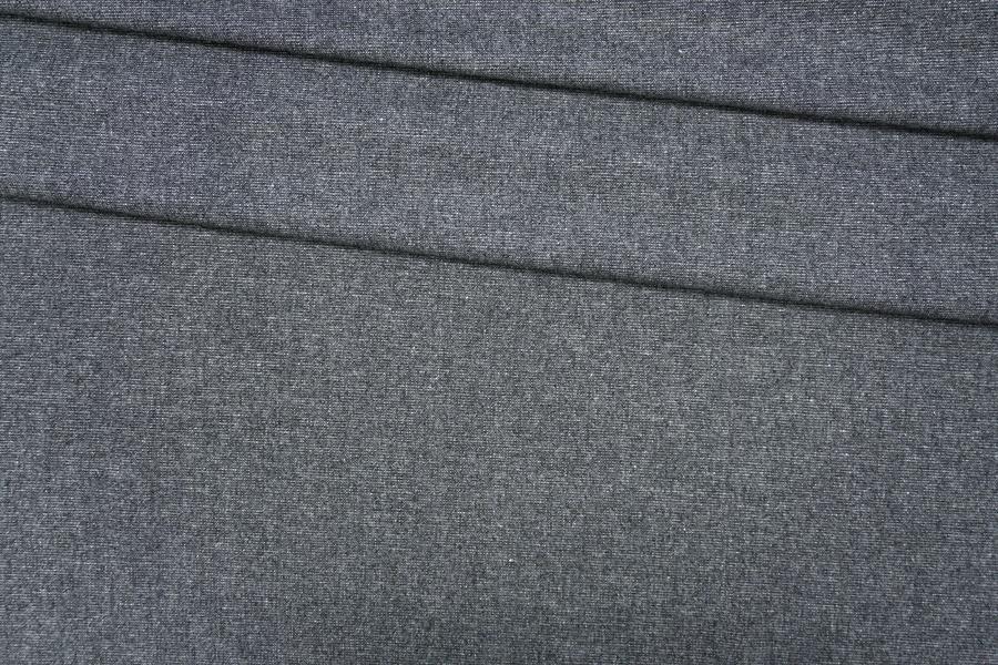 ОТРЕЗ 2,85 М Твид серый шерстяной PRT-Т3 13071909-1