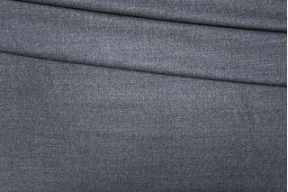 Плательная фланелька шерстяная серая PRT-T2 13071910
