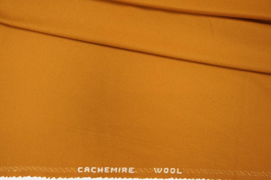 ОТРЕЗ 1,8 М Шерсть с кашемиром горчичная PRT-E4 24071903-1