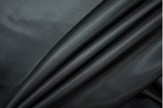 Подкладочная вискоза черно-синяя PRT-A6 06061945