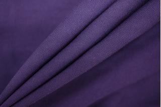 Твил вискозный плательный фиолетовый PRT-H5 18061902