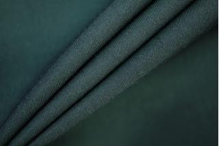 Хлопок костюмно-плательный сине-зеленый PRT-C5 24061904