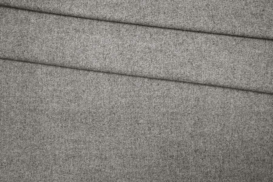 Костюмная шерсть серая PRT-J5 13071933