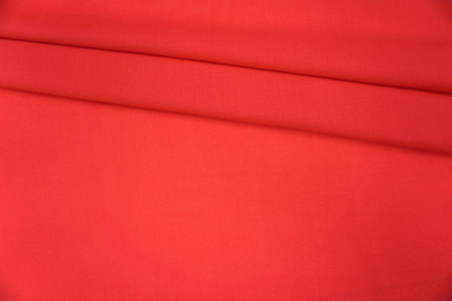 Плательная шерсть алая PRT- G2 23061908