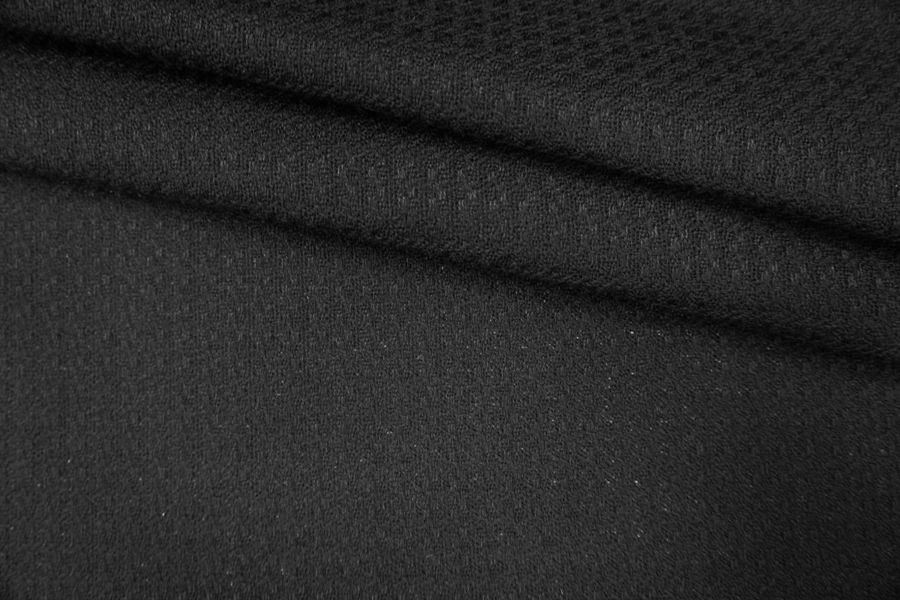 Шерстяная шанель черная PRT- G3 23061909