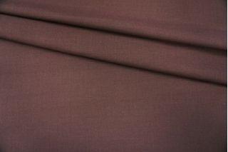 Костюмно-плательная шерсть розовато-коричневая PRT J4 23061910