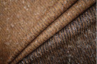 Костюмная шерсть коричневая PRT-I2 24071919