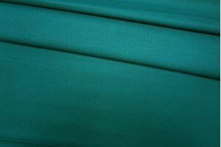 Костюмная шерсть изумрудная PRT- 007 T4 24071920
