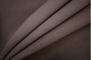 Костюмная шерсть серо-коричневая PRT-W6 25071912