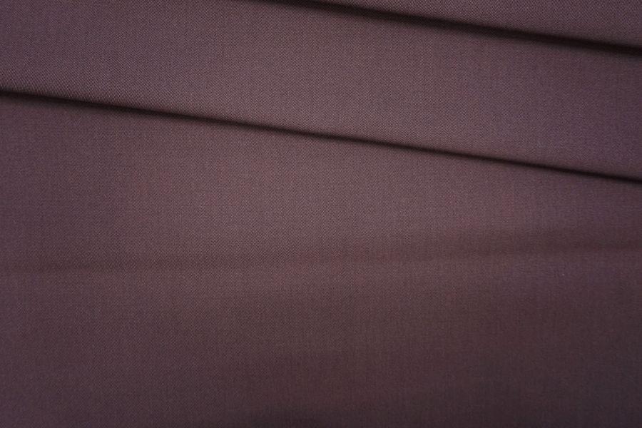 ОТРЕЗ 1,6 М Костюмная шерсть припыленно-лиловая PRT-T6 25071915-1