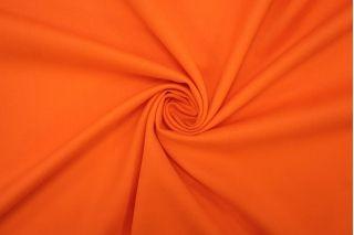 Костюмная шерсть морковного цвета PRT-T4  25071920