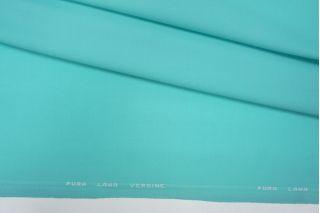 Плательная шерсть светло-бирюзовая PRT- 015 T4 25071921
