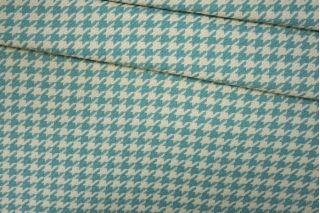 Пальтовая шерсть гусиная лапка ментол PRT-F7 25071926