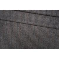 ОТРЕЗ 1 М Твид коричневый пальтовый в елочку PRT-G3 25071933-1