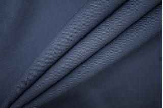 Костюмная шерсть синяя PRT-G3 25071937