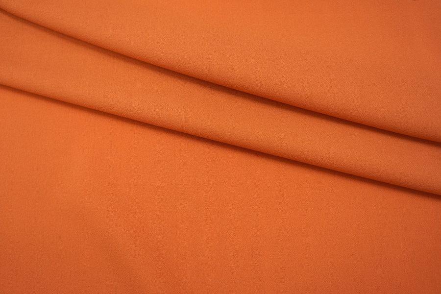 Шерсть креповая темный персик PRT-E4 25071945