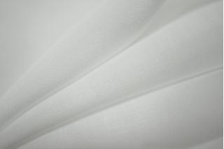 Рубашечный хлопок со льном белый PRT-H4 01021942