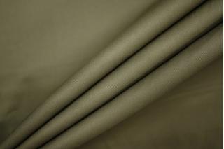 Хлопок костюмно-плательный серо-зеленый PRT-С5 10061939