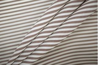 Рубашечный шелк с хлопком в полоску PRT-G3 10061954