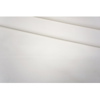 Сатин костюмно-плательный белый PRT-C4 10061960