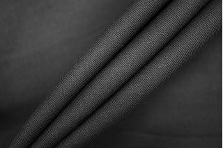 ОТРЕЗ 2.95 М Джинса костюмно-плательная черная PRT-C5 11061904-1