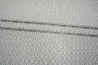 Жаккард хлопковый серый PRT-H5 02021907