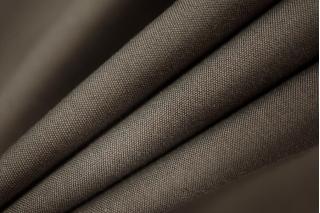 Поплин приглушенно-коричневый PRT-H4 02021909