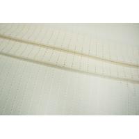 ОТРЕЗ 2,7 М Трикотаж хлопковый ажурный молочный PRT-A3 02021916-1