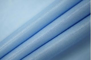 Блузочный шелковый сатин голубой PRT-H3 02021921